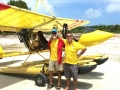 Flying seaplanes in Bintan - pilots