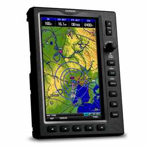 Replace your paper with the richer GPSMAP695. Copyright: Garmin