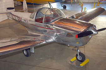 The ErCoupe 415-C which Sam Walton used to help propel his small retail chain into a multi-billion-dollar empire is now housed in an Arkansas museum.