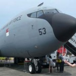 RSAF Open House 2011 - KC135R Stratotanker