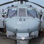 RSAF Open House 2011 - Sikorsky S-70B naval helicopter.