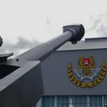 RSAF Open House 2011 - Big guns.