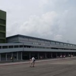 RSAF Open House 2011 - The terminal of the old civilian Paya Lebar airport has been converted to military use.
