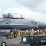 RSAF Open House 2011 - F-16.