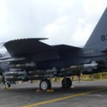 RSAF Open House 2011 - F-15SG loaded for bear.
