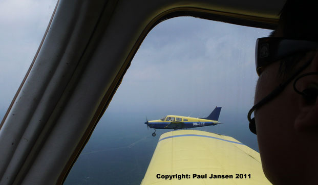 Line abreast for 9M-PRJ and 9M-LEE.