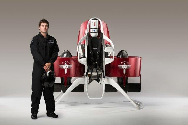 Dubai firefighters to get jetpacks