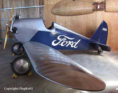 Ford Flivver aircraft