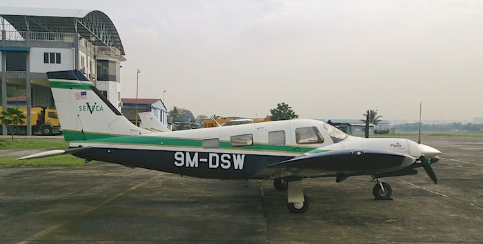 Piper Seneca V 9M-DSW for sale