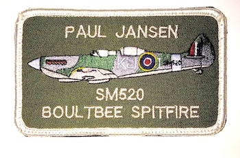 Spitfire course name patch