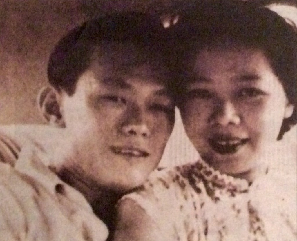 Lee Kuan Yee and Kwa Geok Choo